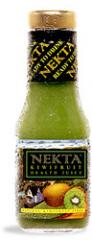 Nekta™ Kiwifruit Juice in 250ml Glass Bottle