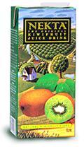 Nekta™ Kiwifruit Juice Drink in Tetra Brik Aseptic
