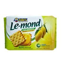 Le-Mond Puff Mango Sandwich (10's) 180g