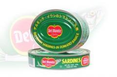 Del Monte Sardine in Tomato Sauce(Oval Can)