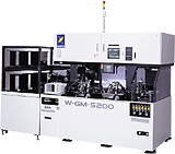 Wafer Edge Grinding: W-GM-5200