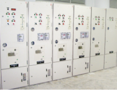 Cubicle type Gas Insulated Switchgear