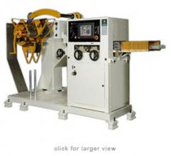 AIDA Small Coil Feeder LFL Series Features and