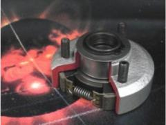 Centrifugal clutch in special design
