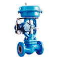 Top-Guided Single-Seated Control Valves Model