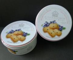 K'harrodson Blueberry & Almond Butter