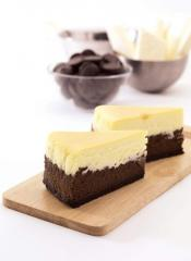 White Dark Chocolate Cheese