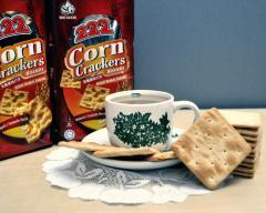 Corn Crackers 380g