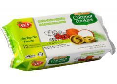 Coconut Cookies - Pandan Flavour