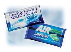 HappyDent chewing gum