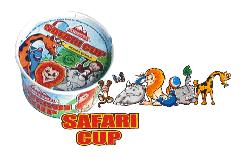 Safari Cup ice cream