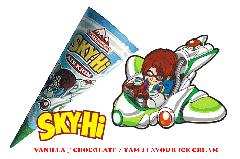 Sky-Hi Ice Cream