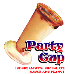 Party Cup Ice Cream