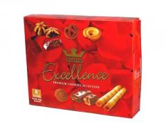 Excellence : Premium Cookies Selection