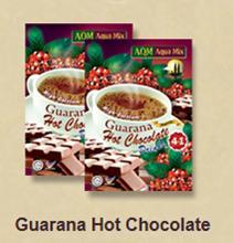 Guarana Hot Chocolate