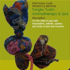Tungku Tuam Aromatherapy and Spa