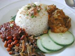 Nasi Lemak Kampong