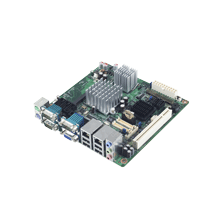 Intel® Atom™ N270 Mini-ITX with VGA/LVDS, 6 COM,