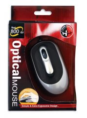 Acrox 3d Optical Mouse-Usb