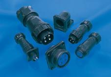 Outdoor waterproof type connectors