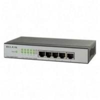 Belkin 5-Port Gigabit Network Switch 10/100Mbps