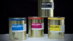 Web Heatset Ink Series
