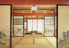 Sliding Door, Fusuma