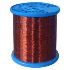 Polyester (end products - alternator (rotor)) wire