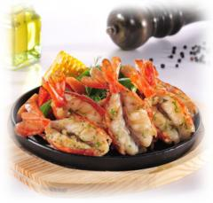 Marinated Butterfly Prawns