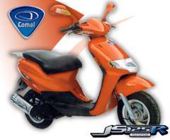 Comel JS125R Snow Bike