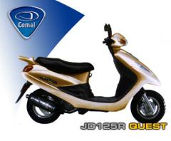 Comel JD125R Quest Bike