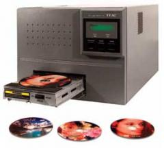 TEAC Photo Color Thermal CD/DVD Printer