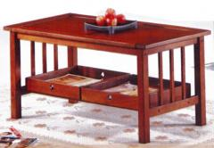 Mission - Coffee Table