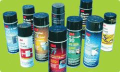 3M™ Aerosol Adhesives