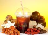 Refreshing Cold Herbal Drink: Air Mata Kuching