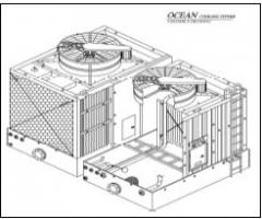 YCB Series(Build In Piping Type) Cooling Tower