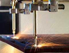 The COOLJET™ machine cutting torch