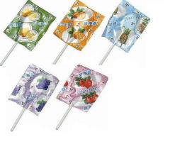 Crystal Fruits Lollipop