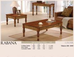 Rabana Set Of Tables
