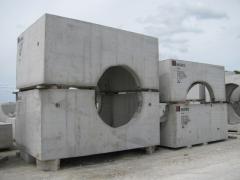 Concrete Valve Chamber