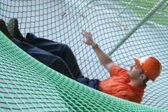 Safety Netting - 5.1M x 1.83M