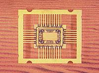 Multi pin lead type package with heat slug