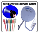Wired & Wireless Network System