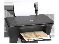 HP Deskjet 1050A All-in-One Printer (CQ198B)