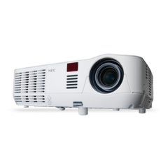 2600-lumen High-Brightness Mobile Projector