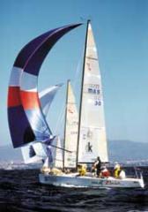 Mumm 30 Boat