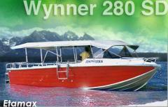 Dive Boat Wynner 280 SD