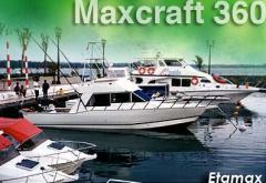 Water Taxi Maxcraft 360