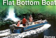 Flat Bottom Boat