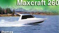 Maxcraft 260 Fishing Boat